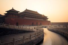 Beijing (Romain.Vaysse) Tags: china city asia sony beijing bleu pkin a7rii