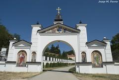 ENTREM AL MONESTIR DE GRGETEG (Srbia, agost de 2012) (perfectdayjosep) Tags: serbia balkans balcanes balcans fruskagora grgeteg srbia perfectdayjosep grgetegmonastir