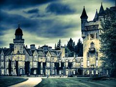 Balmoral Castle (FotoFling Scotland) Tags: scotland aberdeenshire royaldeeside