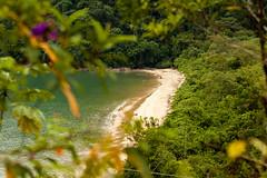 pequena praia (Andre Praxedes) Tags: brazil green praia beach water gua sand paradise rj areia paz litoral sul paraso 2016