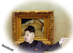 L'ORIGINE DEL MONDO (edoardo.baraldi) Tags: courbet coreadelnord kimjonun