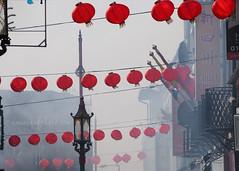 Nelson Street Lanterns (.annajane) Tags: uk england liverpool smoke chinesenewyear lantern firecrackers merseyside nelsonstreet