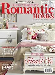 Romantic Homes Magazine Feb'16 (cafe noHut) Tags: pink food love magazine cookie heart valentine homemade heartcookie foodstyling lovecookies romantichomes