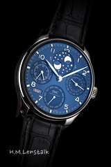 L1006694 (H.M.Lentalk) Tags: leica macro calendar time watch m company international timepiece r adapter 28 60mm luxury f28 60 perpetual 240 iwc typ elmarit perpetualcalendar 12860 elmaritr portugieser internationalwatchcompany macroelmaritr
