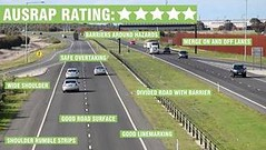 This is what a 5 star road looks like!