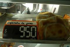 Santiago - Paradiso (raluistro) Tags: food southamerica drinks paradiso santiagodechile empanada