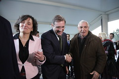 Pedro Passos Coelho inaugura Centro Escolar de Lordelo