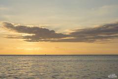 Sunset in Trebaluger (J. Alma Photography) Tags: sunset beach paradise sailing playa puestadesol menorca trebaluger sailingdays mustvisitmenorca