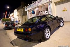24h du Mans 2011 - Aston Martin V8 Vantage V600 (Deux-Chevrons.com) Tags: auto car modern automobile martin automotive voiture exotic coche v600 gt supercar aston astonmartin exotics v550 sportcar astonmartinv8vantage v8vantage