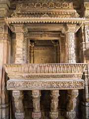 Step-well, Adalaj (Rita Willaert) Tags: india gujarat ahmedabad in stepwell adalaj stepwelladalaj