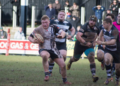 Pontypridd v Cross Keys #33 (PontyCyclops) Tags: road house club keys back football pain cross rugby centre union row full number half second hooker eight prop scrum maul pontypridd premiership winger rfc principality sardis ruck flanker