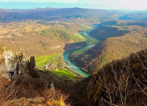 Kolpa river valley