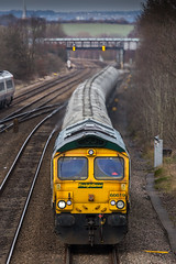Freightliner Class 66/6 no 66619 at Tupton on 29-02-2016 (kevaruka) Tags: uk greatbritain winter england color colour colors train canon outdoors flickr colours unitedkingdom outdoor derbyshire transport trains gb 5d february frontpage britishrail chesterfield dbs freighttrain 2016 freightliner class66 ews networkrail gbrf 66619 tupton dbschenker canon5dmk3 5dmk3 canonef100400f4556l 5d3 5diii thephotographyblog canoneos5dmk3 tuptonbridge dbreilfreight ilobsterit