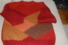 Old modern mohair sweater (Mytwist) Tags: wool sweater mohair passion jumper knitted laine vouge webfound mytwist tullan16