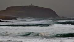 Sumburgh Surf _MG_1015 (Ronnierob) Tags: storm stormyseas shetlandisles westvoeofsumburgh