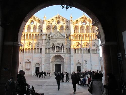 2011 12 31 Emila Romagna - Ferrara - Duomo_0037