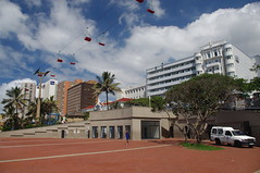 Durban, South Africa (ARNAUD_Z_VOYAGE) Tags: africa street city urban building art beach nature architecture landscape state action south country capital areas region department metropolitan durban kwazulunatal municipality