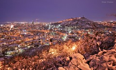 (StoianStoianov) Tags: city winter snow town bulgaria  plovdiv