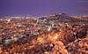 Зимен Пловдив (StoianStoianov) Tags: city winter snow town bulgaria есен plovdiv зима пролет къщи вечер българия магия приказка сняг пловдив лято тепета