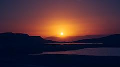Sunrise over Raasay (Andrew G Robertson) Tags: sunset sun 3 skye set sunrise canon eos scotland aperture isleofskye iii 5d f22 rise isle narrow mk hebrides mkiii trotternish storr 2470mm raasay canon2470mm28 canon2470mm narrowaperture torvaig canon5dmkiii canon2470mm28ii