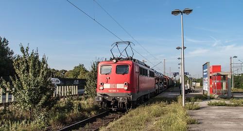 0198_2006_10_02_Ruhrgebietsrundfahrt_Gelsenkirchen_Zoo_DB_140_595_mit_Coilzug_Wanne_Unser_Fritz