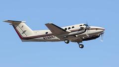 Beech B200 King Air N29997 (ChrisK48) Tags: airplane 1987 aircraft 200 beechcraft dvt kingair phoenixaz kdvt beechb200 phoenixdeervalleyairport n29997