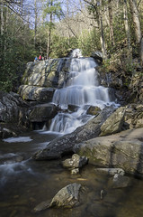 IMGPE19154_Fk - Great Smoky Mountain National Park - Laurel Falls (David L. Black) Tags: us unitedstates tennessee waterfalls sevierville greatsmokymountainsnationalpark