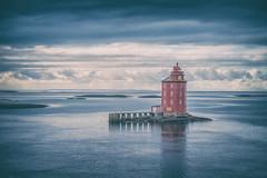 Lighthouse (JS-photographie) Tags: sea sky lighthouse seascape norway clouds landscape norge fuji norwegen fujifilm landschaft fujinon hurtigruten xe1 postschiff xc50230