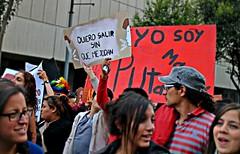 #MarchaDeLasPutasQuito (luale_ec) Tags: las de quito marcha putas