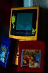 DSC_0032 (GeckoEssence) Tags: boy game japan fun nintendo memories videogames micro pokemon devices cartridge handled advancegame