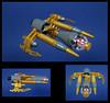 The Felice (Karf Oohlu) Tags: lego spaceship moc microscale microspacetopia goldenspaceship