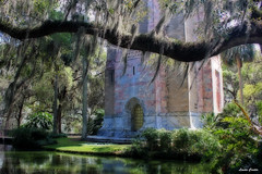Enchanted Singing Tower (Wonder Woman !) Tags: music bells garden liveoak spanishmoss carillion nationalhistoriclandmark boktowergardens singingtower lakewalesflorida edwardwbok