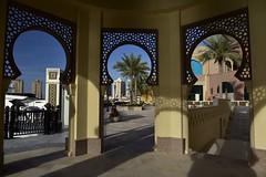 The Pearl. Qatar (Santiago Sanz Romero) Tags: santiago thepearl doha qatar santiagosanz santiagosanzromero