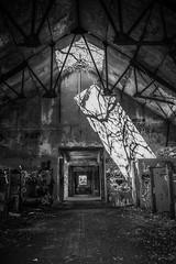 Shadows (kbragg7265) Tags: ri ruins newport stable thebells brentonpointstatepark