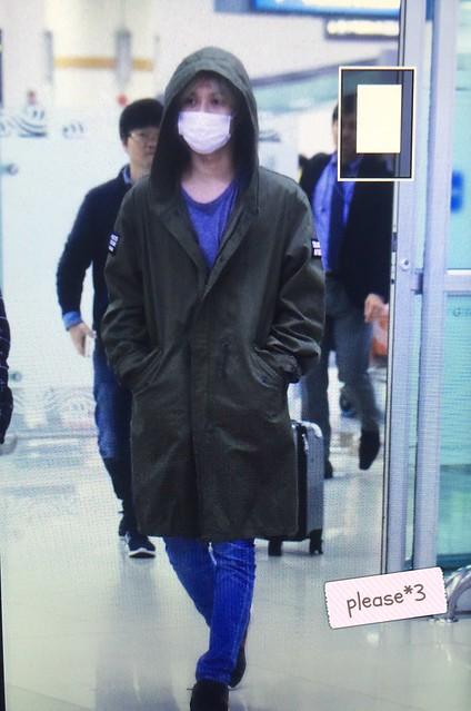 160427 Taemin @ Aeropuerto Gimpo {Llegada a Corea} 26125802024_d8754f8b43_z