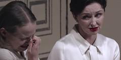 Governess / Housemaid (Meinhardis66) Tags: rock tie maid bluse krawatte dienstmdchen governess gouvernante schuluniform schleifenbluse zchtig hochgeschlossen
