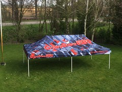 Quick Folding Tent - Full color print (4)