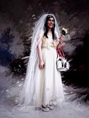 La novia (jlmaral) Tags: espaa spain cosplay asturias oviedo 2016 cometcon