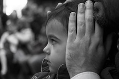 childhood and parents (mjvidal80) Tags: blackandwhite detalle blancoynegro parenthood childhood kids children parents kid hands bokeh ngc sweetness protection infancia protected proteccion proteccin donthear noescuches protectedchildhood