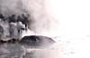 Chile-geysers field El Tatio (Explore) (venturidonatella) Tags: chile panorama latinamerica america landscape nikon explore atacama geyser anda sanpedro eltatio geysers d300 fumarole fumaroles atacamadesert nikond300