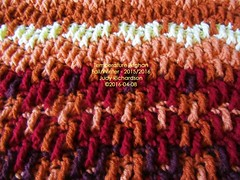 temperature-blanket-40 (judejean) Tags: winter fall ripple crochet blanket temperature throw afgan 2016 2015