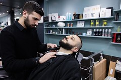 _T8A6765bd (labarbiredeparis) Tags: paris france art face sarah hair beard goatee moustache barbershop beaut barber salon innovation coiffeur barbe soin 1er extensions barbu coiffure capelli excellence masculin cheveux rasoir rasage 9e taille rase barbier shampooing condorcet coupechou barbiere coiffe bouc ras esthtique bertin pilation facehair poire barbire labarbiredeparis danielhamizi