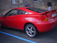 Toyota (Jusotil_1943) Tags: cars coche videos redcars