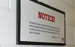 Broncos-0285 (jdquintiii) Tags: colorado denver denverbroncos alumnievent hillsdalecollege milehighcity sportsauthorityfield hillsdalecollegealumnievent