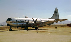 Time Marches on (crusader752) Tags: california museum 1996 boeing preserved usaf tanker marchafb stratocruiser kc97g 530363 exusairforce