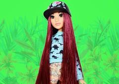 L.O.V.E (sailorb1959) Tags: sarah project spring dolls goddess mc2 entertainment bangs mga diva camryn 2016 palins coyle mcqueens fleek mgae projectmcslayed