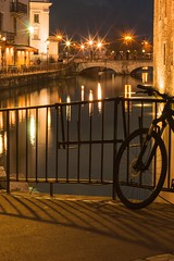 Night Cycling in Annecy Lovely Atmosphere (Fabrizio Malisan Photography @fabulouSport) Tags: longexposure nightphotography france alps annecy bike bicycle architecture night alpes canon river french cycling town mountainbike medieval alpen waterreflection frenchalps canon50mmf14 lakeannecy lacannecy annecylevieux venisedesalpes fabulousoutdoors annecybynight annecyoldtown lagodiannecy veniceofthealps fabriziomalisanphotography fmphotoscouk