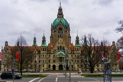 New City Hall ( (Terry Tsang)) Tags: building germany cityhall hannover hanover rathaus