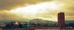 Braov (LebU!) Tags: sky tower clouds turn tampa cloudy brasov nori platforma tractorul