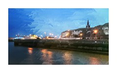 Srie du 25 01 16 : Dieppe (basse def) Tags: sea france boats dieppe ports normandy